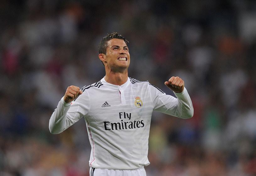 Cristiano Ronaldo - lider Realu Madryt /Getty Images