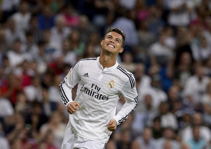 Cristiano Ronaldo, lider Realu Madryt /AFP