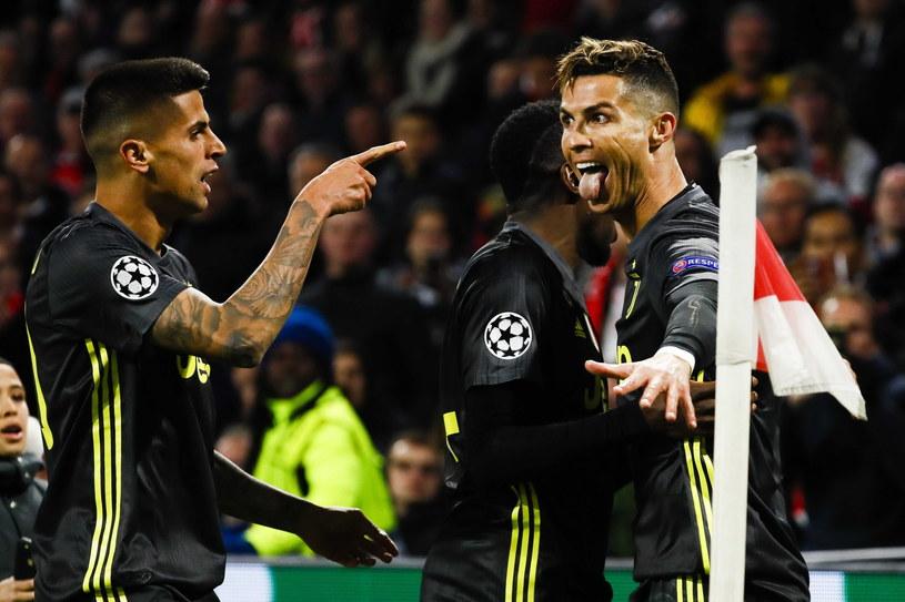 Cristiano Ronaldo ma powody do radości /AFP