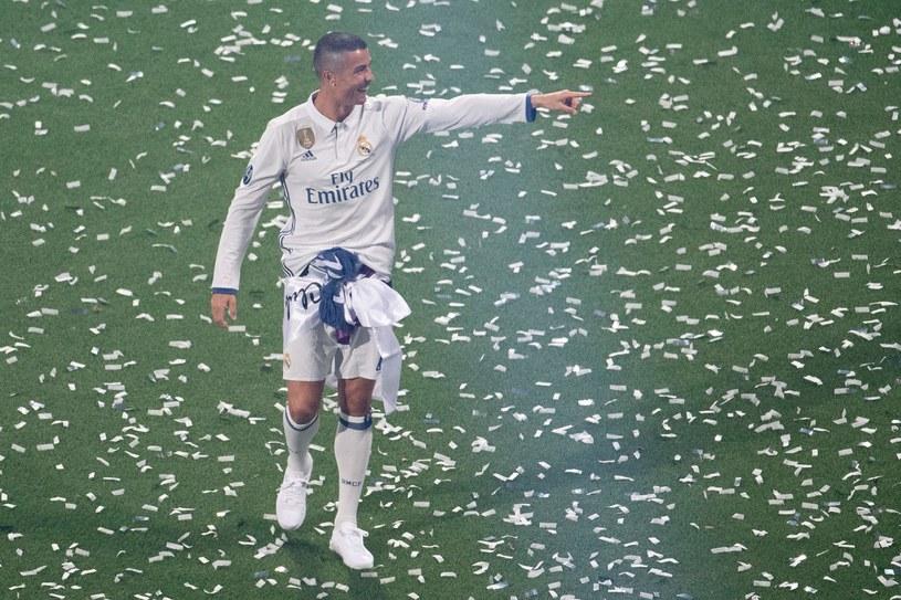 Cristiano Ronaldo ma za sobą znakomity sezon w Realu Madryt /AFP