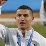 Cristiano Ronaldo mimo obostrzeń pojechał w góry. Karabinierzy wyjaśniają sprawę