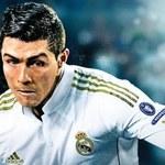 Cristiano Ronaldo na okładce Pro Evolution Soccer 2012