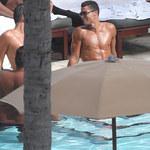Cristiano Ronaldo na wakacjach w Miami. Ale widok!