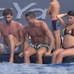 Cristiano Ronaldo na wakacjach z ukochaną. Ale zdjęcia!