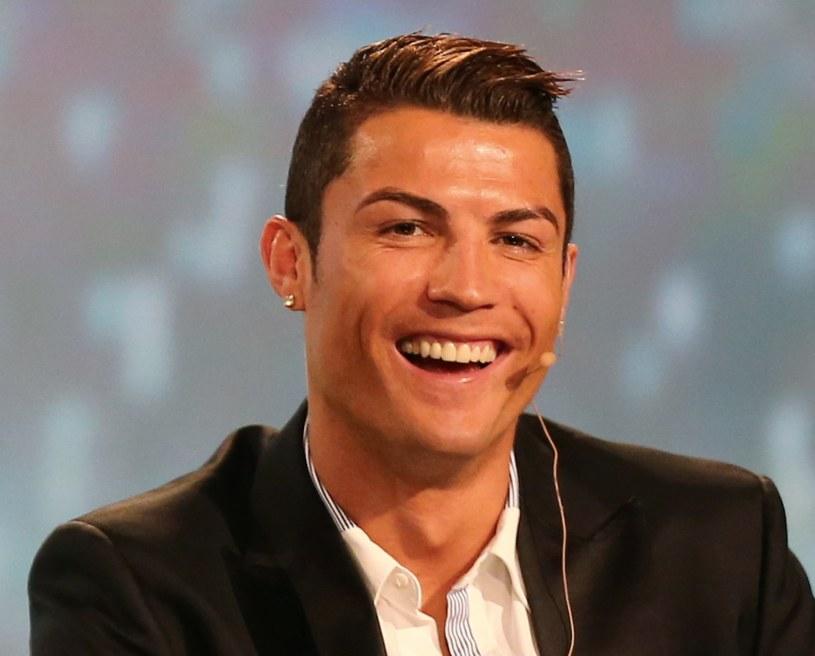 Cristiano Ronaldo. Najlepszy piłkarz świata? /AFP