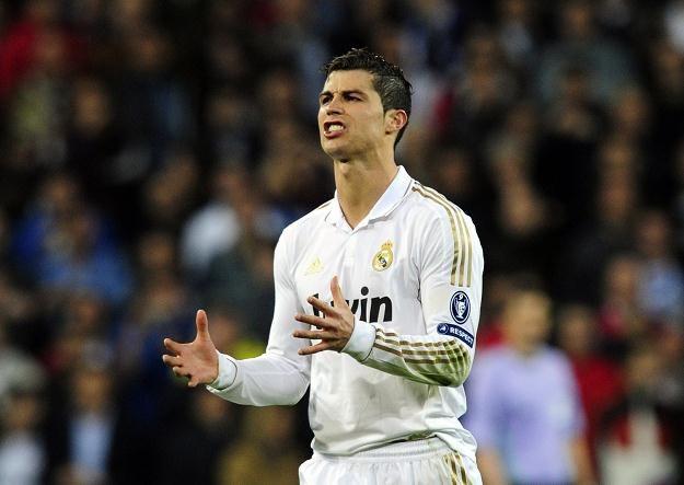 """Cristiano Ronaldo nie wykorzystał """"jedenastki"""" w serii rzutów karnych /AFP"""