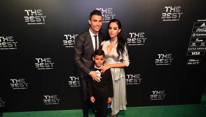 Cristiano Ronaldo oświadczył się Georginie Rodriguez