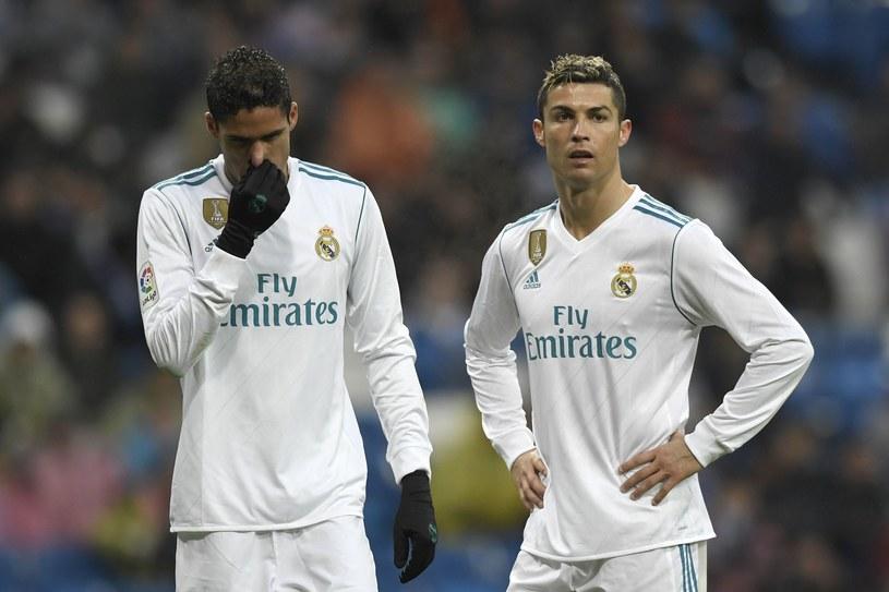 Cristiano Ronaldo podczas meczu z Villarrealem /AFP