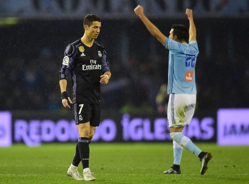 Cristiano Ronaldo przeżywa odpadnięcie z Pucharu Króla /AFP