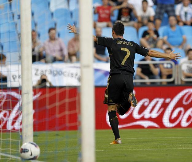 Cristiano Ronaldo rozpoczął sezon od hat-tricka, a Real od zwycięstwa 6-0 /AFP