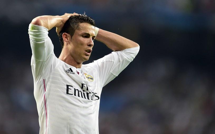 Cristiano Ronaldo strzelił gola, ale Real nie awansował do finału LM /AFP