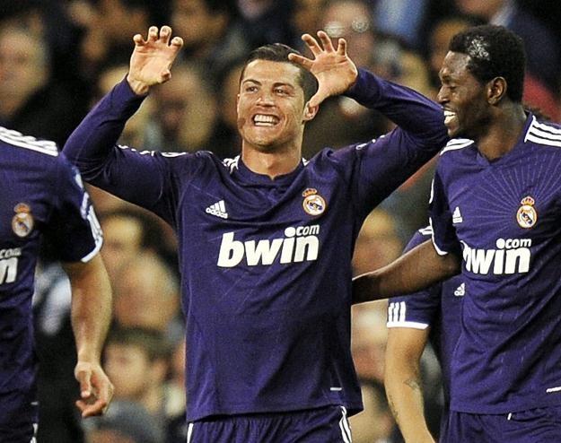 Cristiano Ronaldo: Ten się śmieje, kto się śmieje ostatni! /AFP