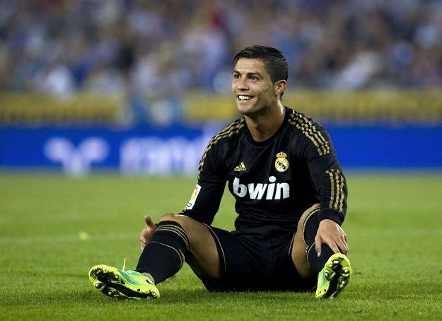 Cristiano Ronaldo tym razem zabraknie w składzie Realu Madryt /AFP