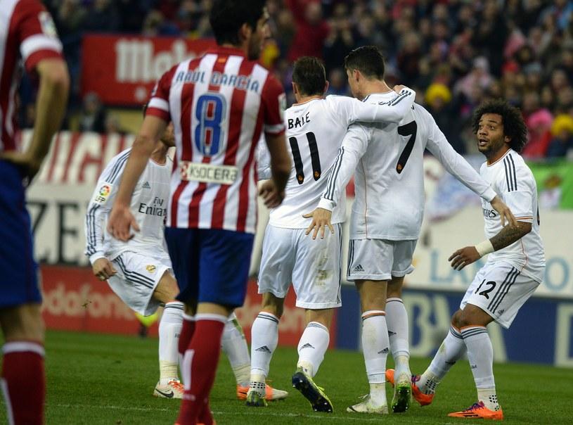 Cristiano Ronaldo uratował cenny punkt dla Realu Madryt /AFP