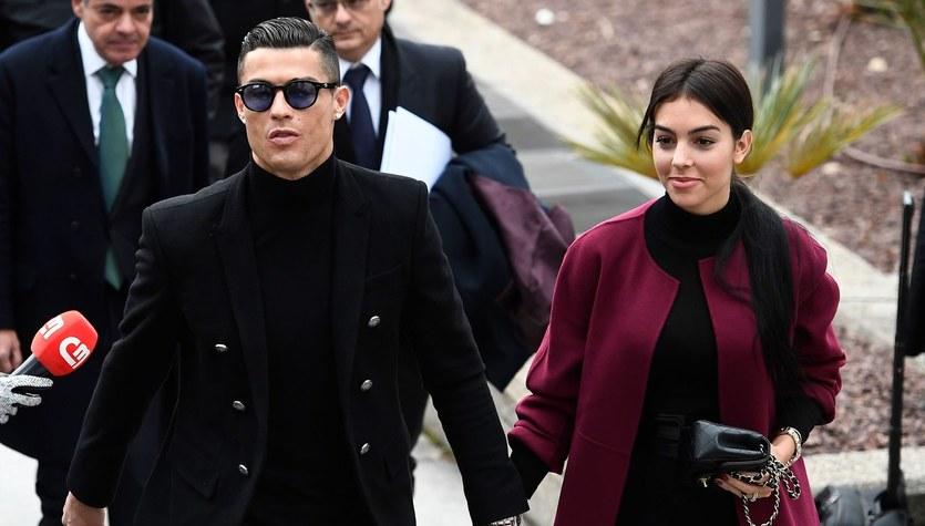 Cristiano Ronaldo w niezwykłym wydaniu. Jego córka podbija serca widzów