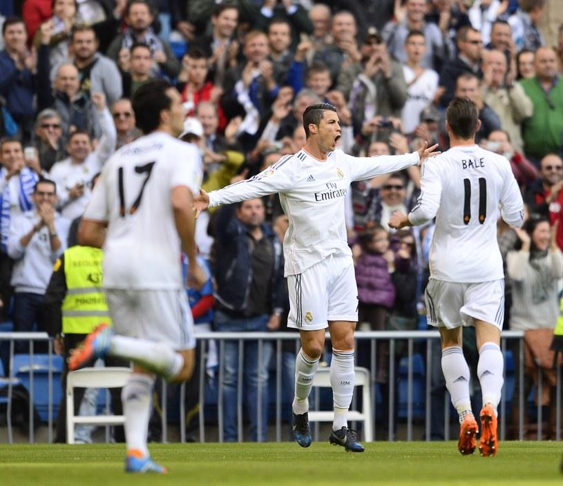 Cristiano Ronaldo w tym sezonie strzela gola za golem /AFP