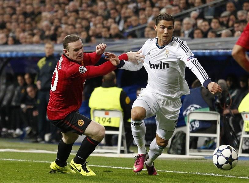 Cristiano Ronaldo za Wayne'a Rooneya? /AFP