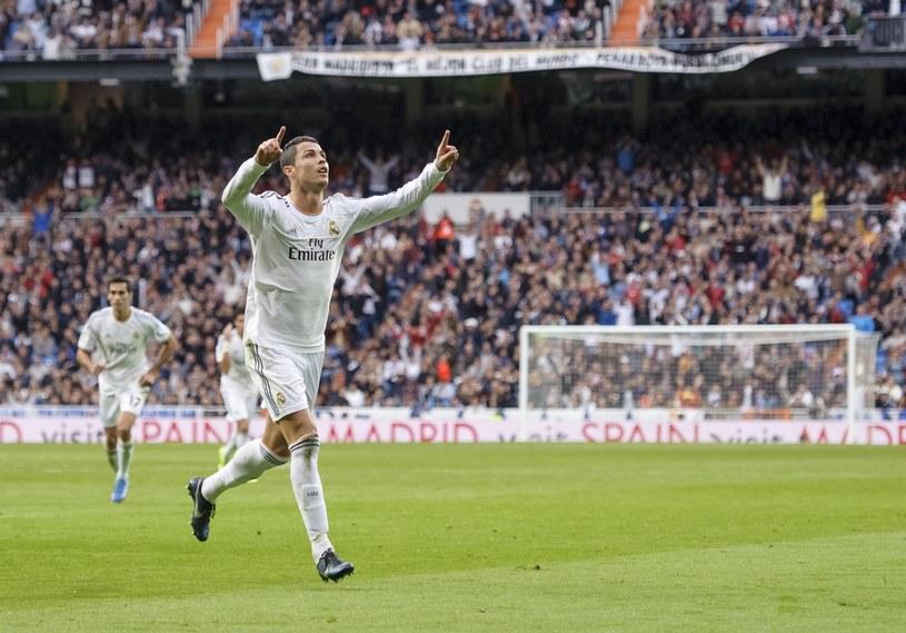 Cristiano Ronaldo zanotował kolejny hat-trick /AFP