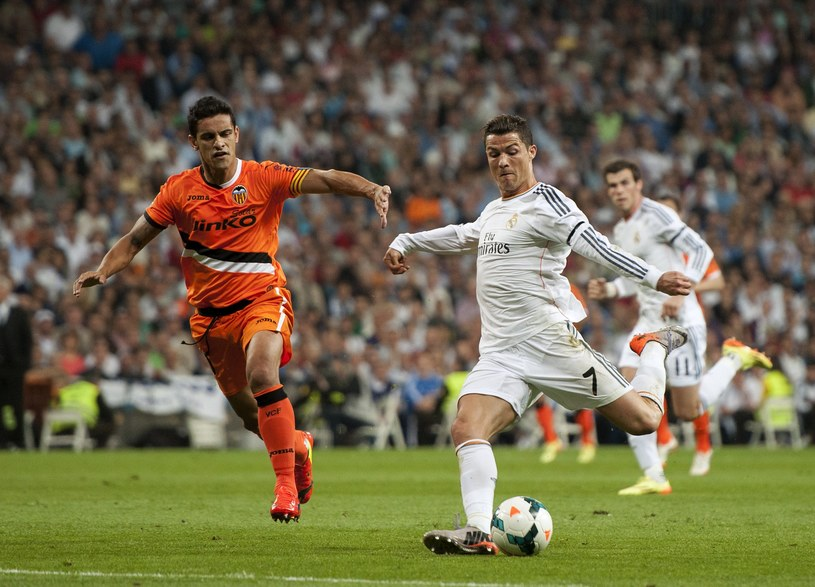Cristiano Ronaldo zaprowadzi Real Madryt na szczyt? /AFP