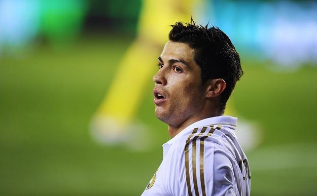 Cristiano Ronaldo zdobył gola dla Realu, ale to nie wsytarczyło do zwycięstwa /AFP