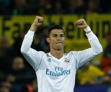 Cristiano Ronaldo zdobył już 109 bramek w Lidze Mistrzów