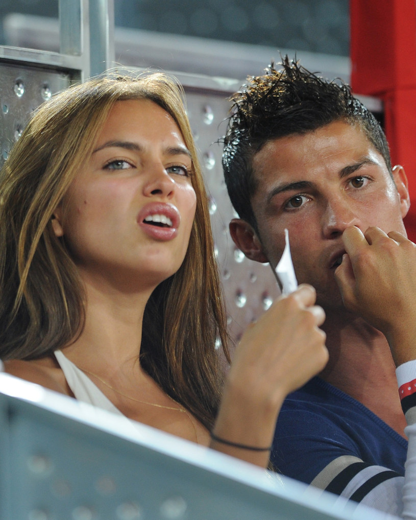 Cristiano Ronaldo zdradzał Irinę Shayk /Jasper Juinen /Getty Images