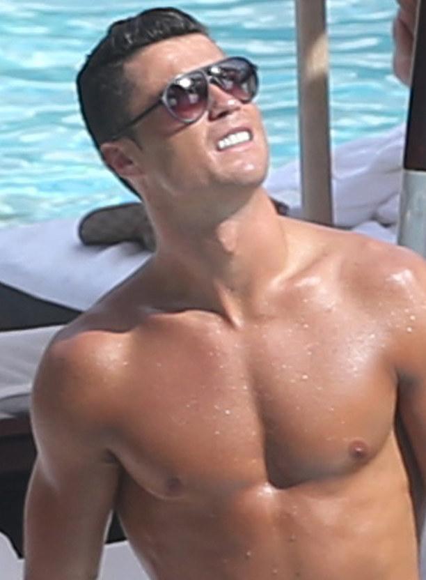 Cristiano Ronaldo /Splash News /East News