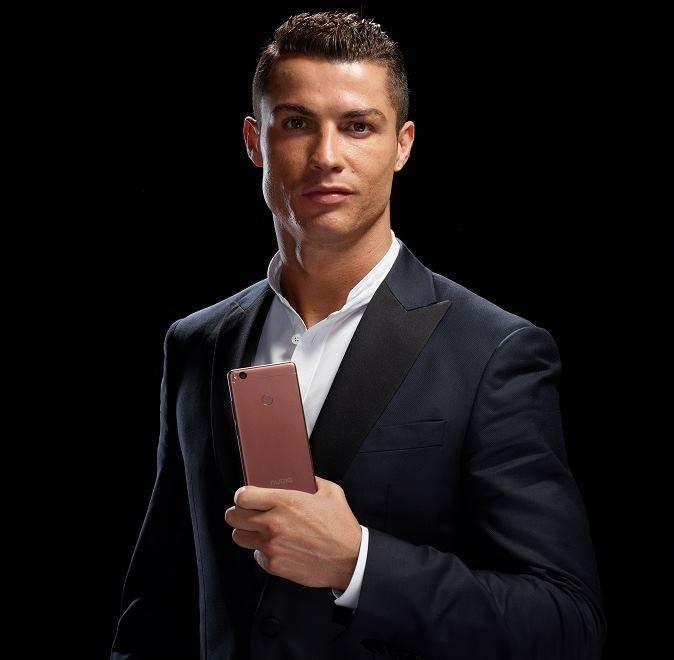Cristiano Ronaldo /materiały prasowe