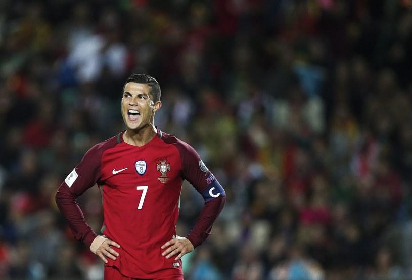 Cristiano Ronaldo /PAP/EPA