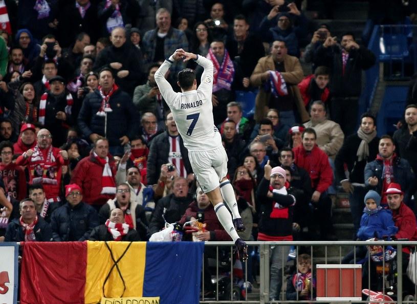 Cristiano Ronaldo /ANADOLU AGENCY /Getty Images
