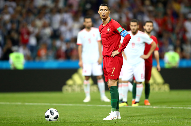 Cristiano Ronaldo /Getty Images