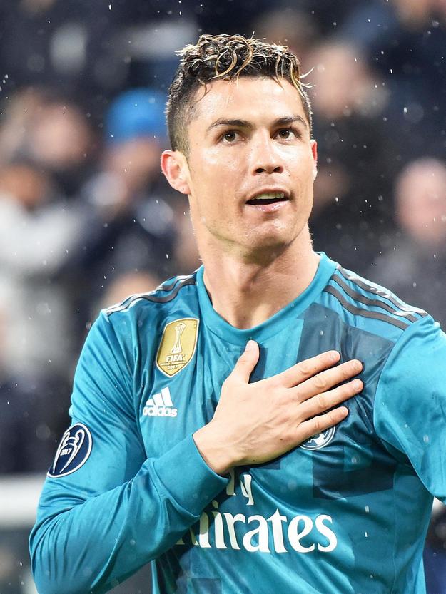 Cristiano Ronaldo /ANDREA DI MARCO /PAP/EPA