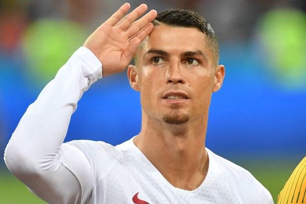 Cristiano Ronaldo /Bartłomiej Zborowski /PAP