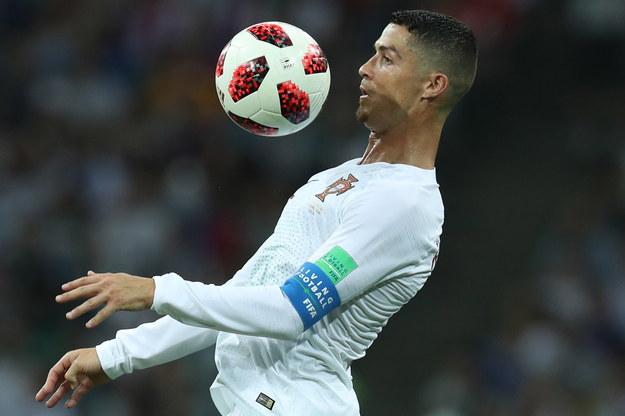 Cristiano Ronaldo /MOHAMED MESSARA /PAP/EPA