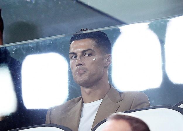 Cristiano Ronaldo /ALESSANDRO DI MARCO  /PAP/EPA