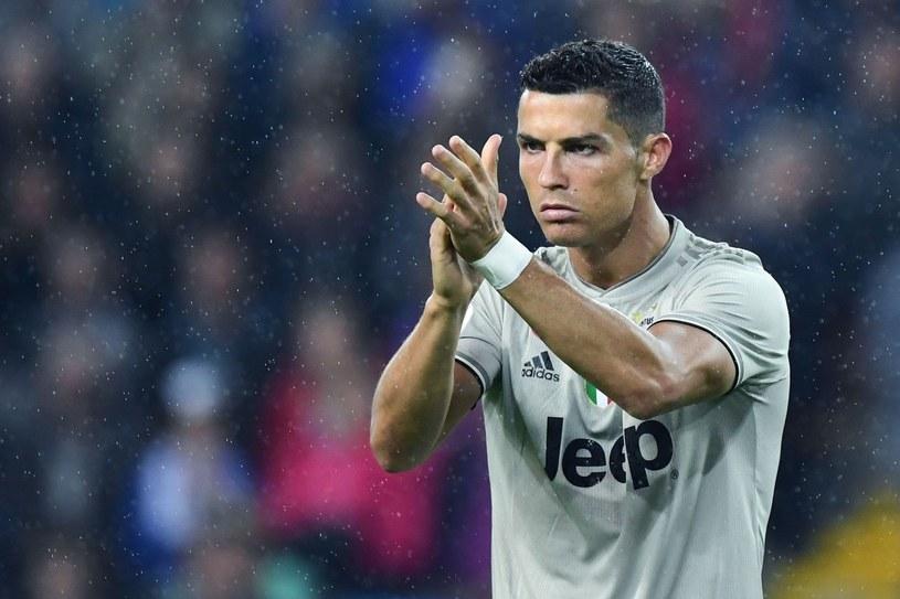 Cristiano Ronaldo /MIGUEL MEDINA /East News
