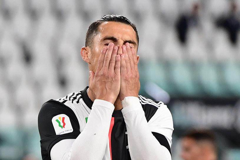 Cristiano Ronaldo /MIGUEL MEDINA /AFP