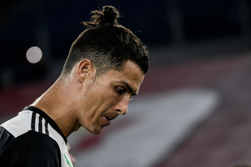 Cristiano Ronaldo /FILIPPO MONTEFORTE /East News