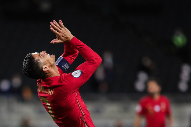 Cristiano Ronaldo /MARIO CRUZ /PAP/EPA