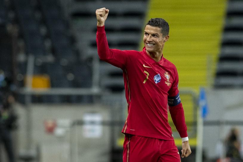Cristiano Ronaldo /David Lidstrom /Getty Images
