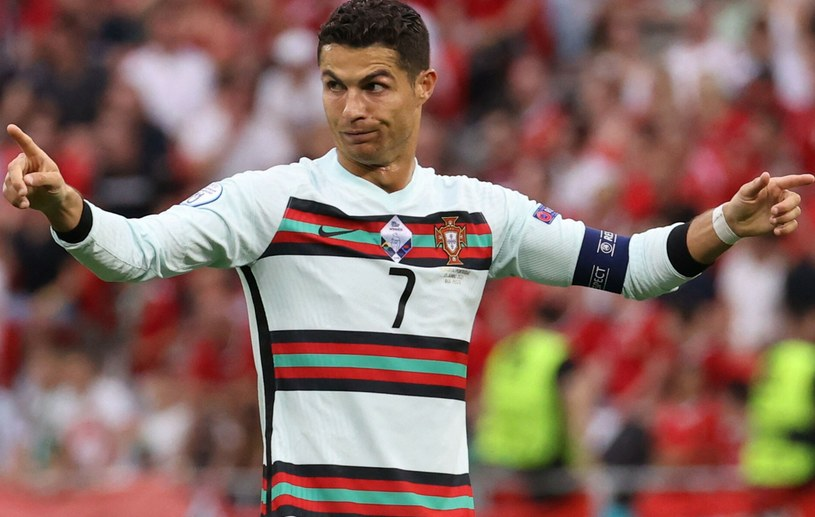 Cristiano Ronaldo /BERNADETT SZABO/AFP/East News /East News