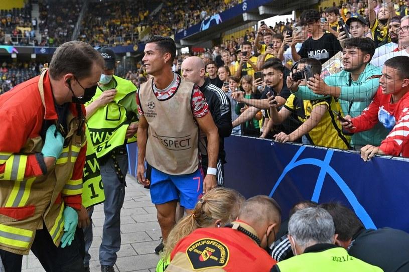 Cristiano Ronaldo /AFP/AFP FABRICE COFFRINI/ /AFP