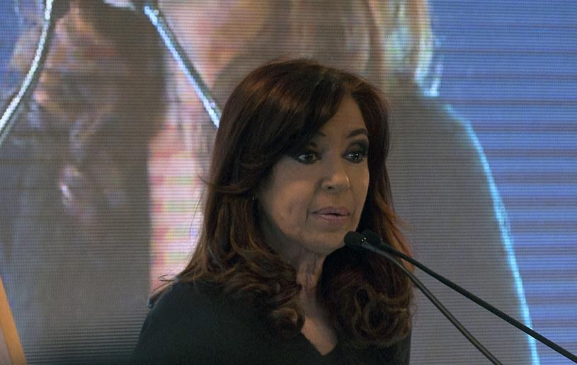 Cristina Fernandez de Kirchner /AFP