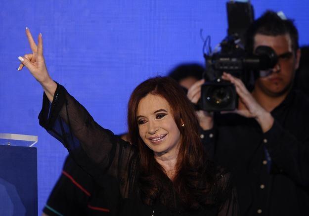 Cristina Fernandez /AFP
