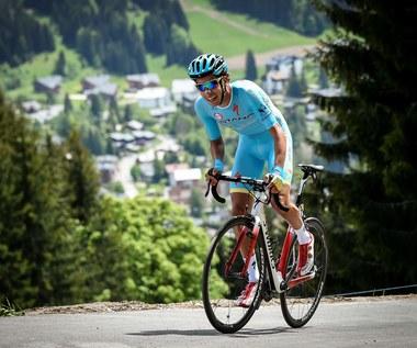Criterium du Dauphine: Fabio Aru wygrał trzeci etap