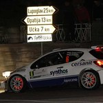 Croatia Rally. Polacy tuż za podium