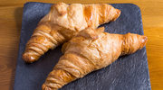 Croissanty z kremem czekoladowym