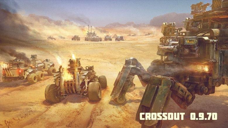 Crossout /materiały prasowe