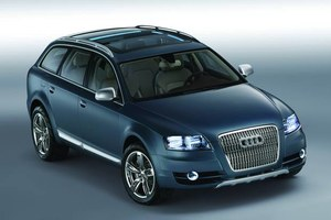 Crossover Audi