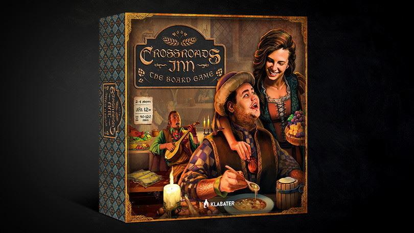 Crossroads Inn: The Board Game /materiały prasowe